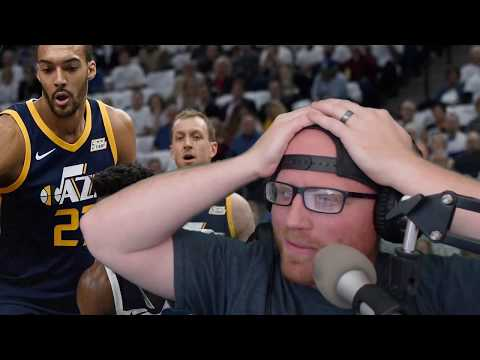 SLC Dunk Post Game Show: Utah Jazz lose to Minnesota Timberwolves 10-20-2017