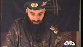 Terror dövləti olan Rusiyaya qan udduran böyük adam Şamil Basayev