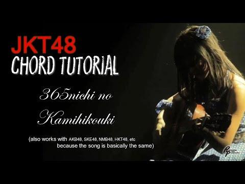 (CHORD) JKT48 - 365nichi no Kamihikouki