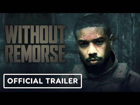 Without Remorse - Official Teaser Trailer (2020) Michael B. Jordan