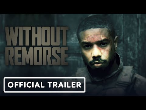 Michael B. Jordan Morphs Into Tom Clancy's John Clark in the Teaser For Without Remorse