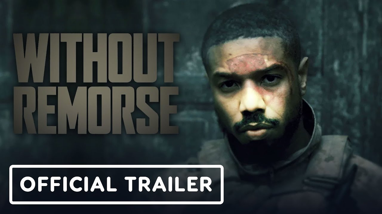 Without Remorse - Official Teaser Trailer (2020) Michael B. Jordan