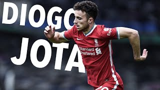 Diogo Jota ● All Goals for Liverpool!