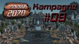 [720p|Deutsch] Let's Play Anno 2070 Kampagne #09: Krisenbewältigung
