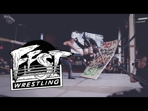 FEST WRESTLING Presents: Bring Your Mom (Highlights)