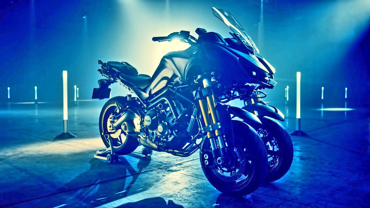 Yamaha Mwt 9 3 Wheel Motorcycle Concept Youtube Bmw Front Bikes 2