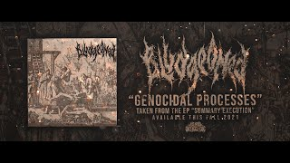 BLUDGEONED - GENOCIDAL PROCESSES [SINGLE] (2021) SW EXCLUSIVE