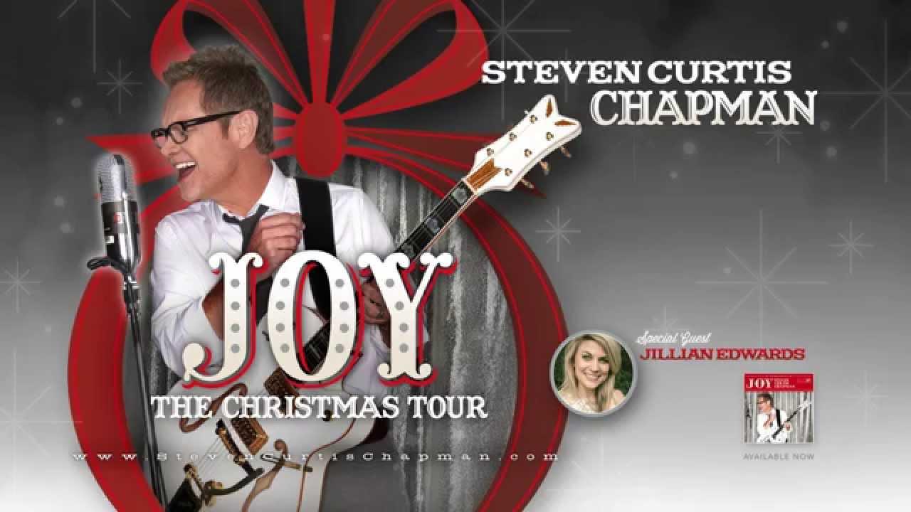 Steven Curtis Chapman - Joy Christmas Tour - YouTube