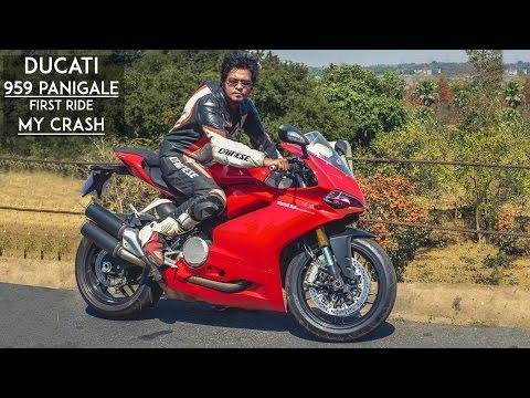 Superbikes Ride to GarhPanchkot | My Crash | Ducati 959 Panigale | Ninja ZX10R | ZX14R | RWR