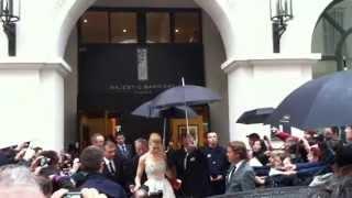 Cannes Film Festival 2013 - Nicole Kidman - Pre Red Carpet Opening Night