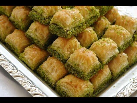 #502. Турецкие сладости (Еда и напитки) - Cмотреть видео онлайн с youtube, скачать бесплатно с ютуба