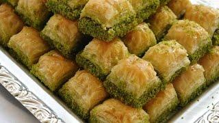 #502. Турецкие сладости (Еда и напитки)