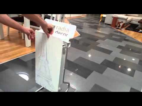 Cubreradiadores youtube - Leroy merlin cubreradiadores ...