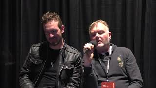 Patrick Darrah Interview by Christian Lamitschka for Country Music News International