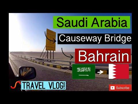 Land travel from SAUDI ARABIA to BAHRAIN