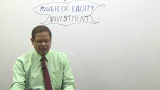POWER OF EQUITY INVESTMENT తెలుగు