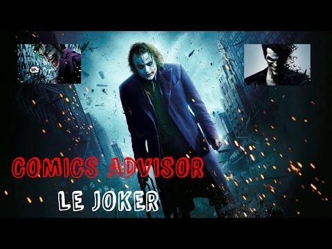 Comics Advisor #2  : Le Joker