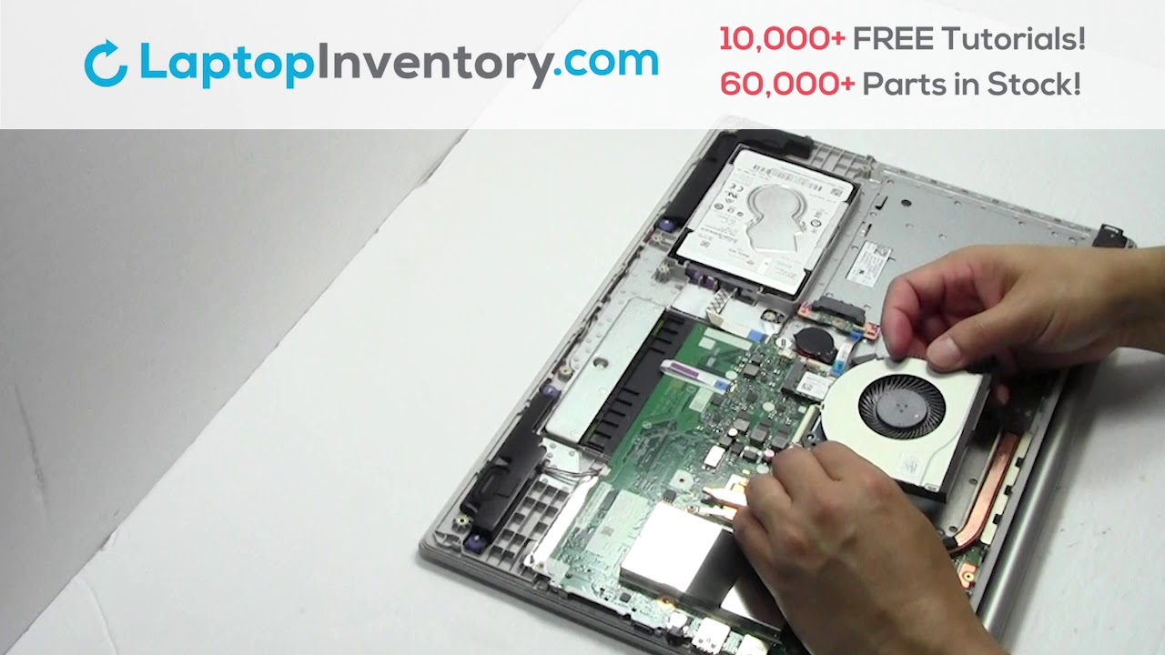 Repair Lenovo IdeaPad 320 Laptop Motherboard and Fan, Dismantle 80XS 80Y9  81BG