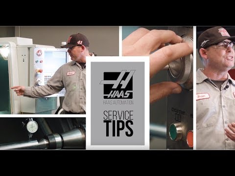 Spindle Taper Maintenance - Haas Automation Service Tip