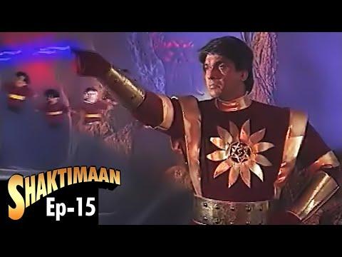 Shaktimaan - Episode 15