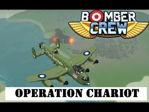 Bomber Crew: Operation Chariot [St Nazaire Raid] (Gameplay - Part 5)