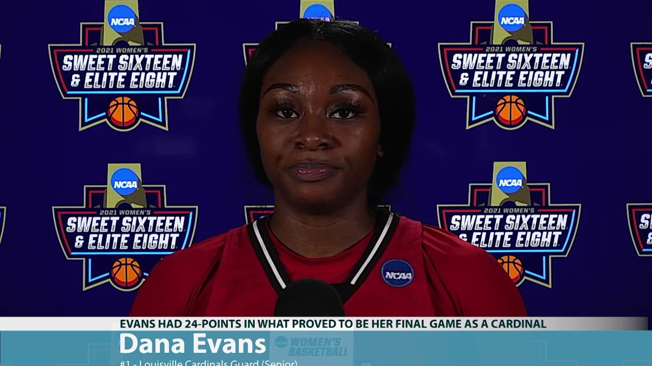 Dana Evans on Going Out 2021-03-30