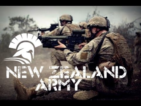 "New Zealand Defence Force - ""Warriors"" 