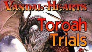 Vandal Hearts - Trials of Toroah Full Walkthrough [PSX gameplay] SLUS-00447