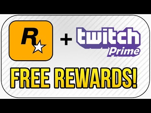 How To Get FREE Twitch Prime Benefits In Red Dead Online & GTA Online!