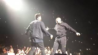 Download Weeknd Brings out Drake in Toronto HD (May 27, 2017) Mp3 and Videos
