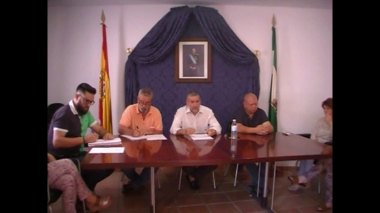 Pleno Montejaque Junio 2017