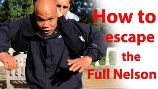 How to escape the Full Nelson thumbnail