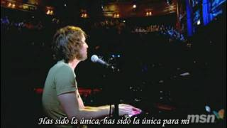 GOODBYE MY LOVER - James Blunt (Español, Lyrics, Deutsch, Français, Italiano, Português, P??????)