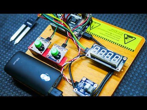 Автополив для Растений на Arduino 💦 Своими Руками
