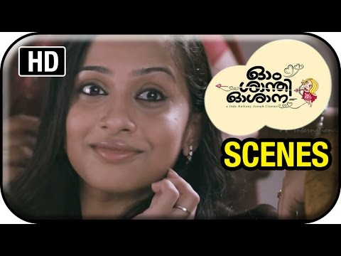 Om Shanti Oshana Movie Scenes HD | Nazriya thinks about arranged marriage | Nivin Pauly
