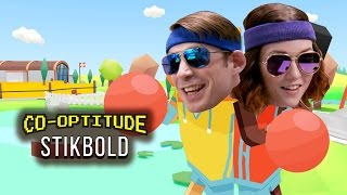 Let's Play Stikbold (Co-Optitude w/ Josephine McAdam & Ryon Day)