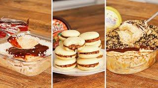 3 Sobremesas Fácil e Deliciosa