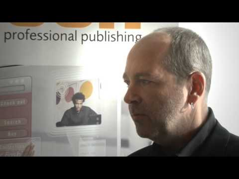 Interview mit Lukas Huggenberg - vjoon K4 in Corporate Publishing Agentur