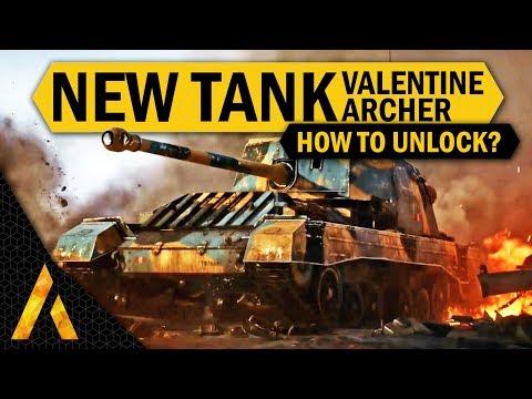 NEW TANK ARCHER - Best way to unlock? - Battlefield 5 guide & tank history thumbnail