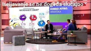 Tado Jurić: Iseljavanje Hrvata se ne događa slučajno (HRT, 23.10.18.)