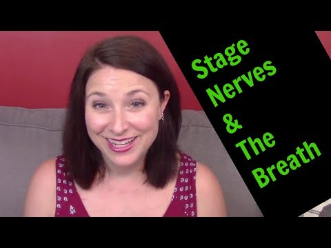 BREATHING FOR SINGING (Lesson 8): Reset Your Breath When Nervous