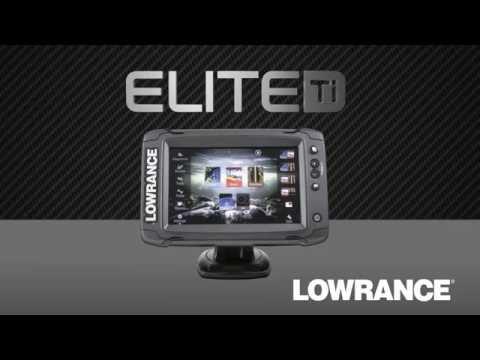 Lowrance Elite Ti - 15 Second Spot