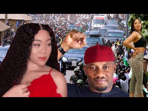 The President Son In Love With The Beautiful Maiden #Trending Chinenye Ubah Complete Nigerian Movie.