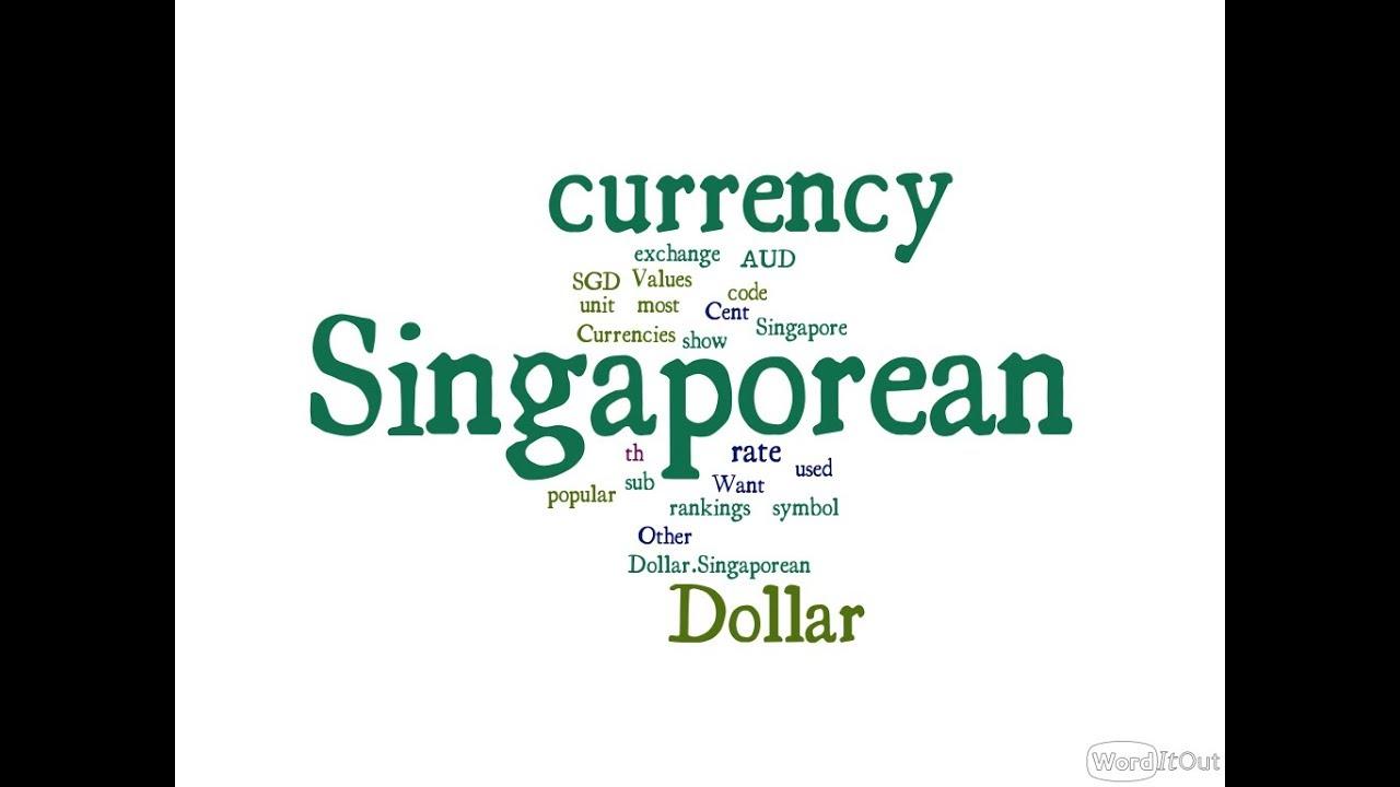 Singaporean Currency Dollar Youtube