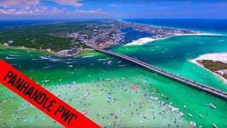 Crab Island, Destin Florida - Panhandle PWC