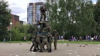 Прямая трансляция: День ВДВ в Ижевске, 2 августа