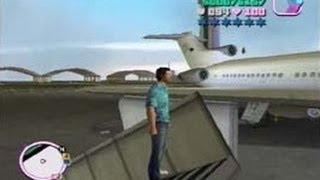 GTA vice city: how to get a plane - (GTA vice city plane)