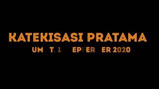 KATEKISASI PRATAMA GKJW BONDOWOSO - 18 September 2020