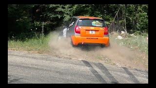 Rallye de la Drome Paul Friedman 2019 - Crashs and Mistakes - thumbnail