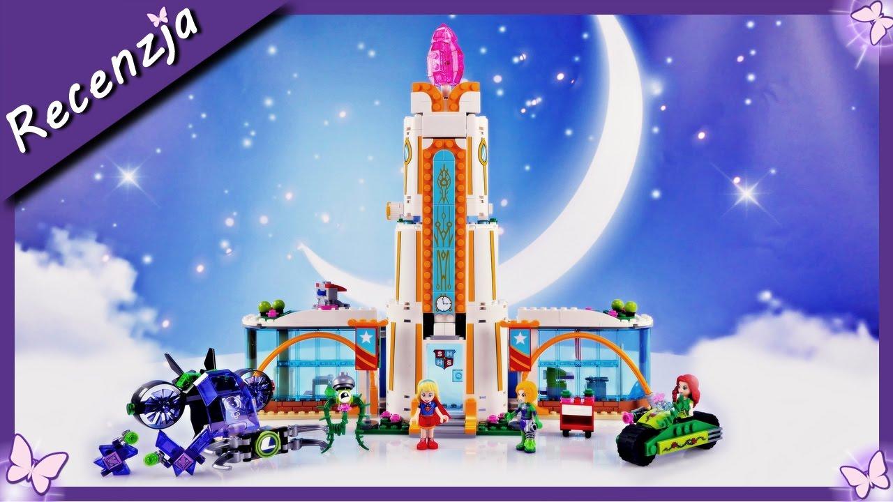 Szkoła Superbohaterek Recenzja Klocków Lego Dc Super Hero Girls